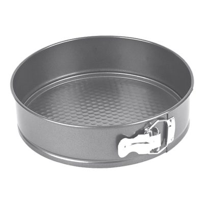 Springform Pan with Stainless Steel Lock