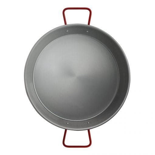 Valencia 30 cm Induction Aluminized Carbon Steel Paella Pan