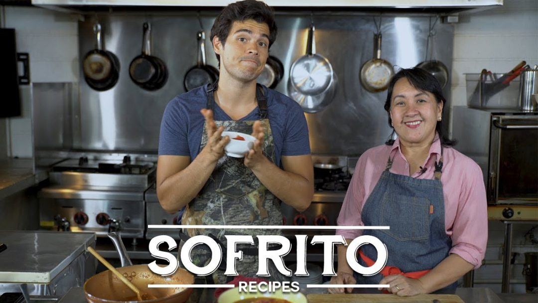 SOFRITO WITH ADOBO QUEEN NANCY REYES LUMEN