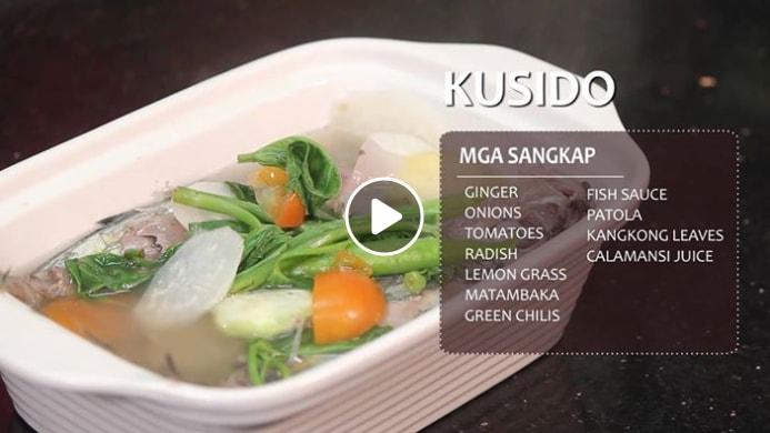 Kusido ng Bicol