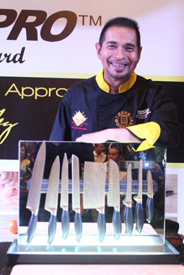 Masflex KitchenPro Culinary Knife Collection – What Every Kitchen In Every Home Should Have.