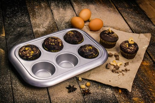 6 Cup Muffin Pan