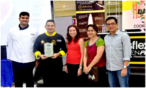 WOW DAVAO COOKING DEMO