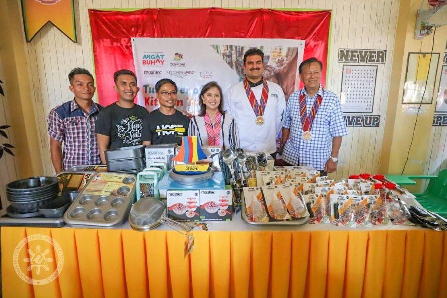 CSR Partnership with OVP Angat Buhay Santa Maria, Romblon