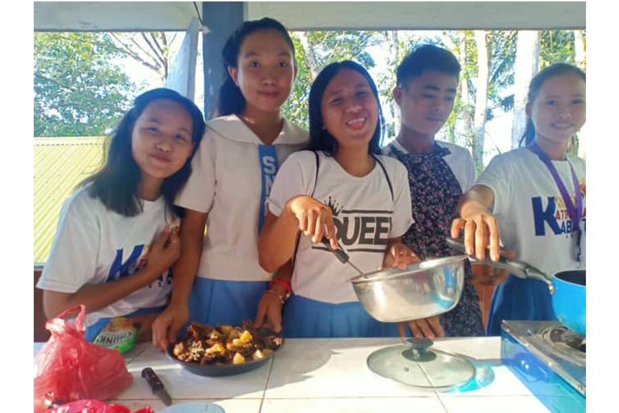 CSR Partnership with OVP Angat Buhay in Siayan, Zamboanga Del Norte  Copy